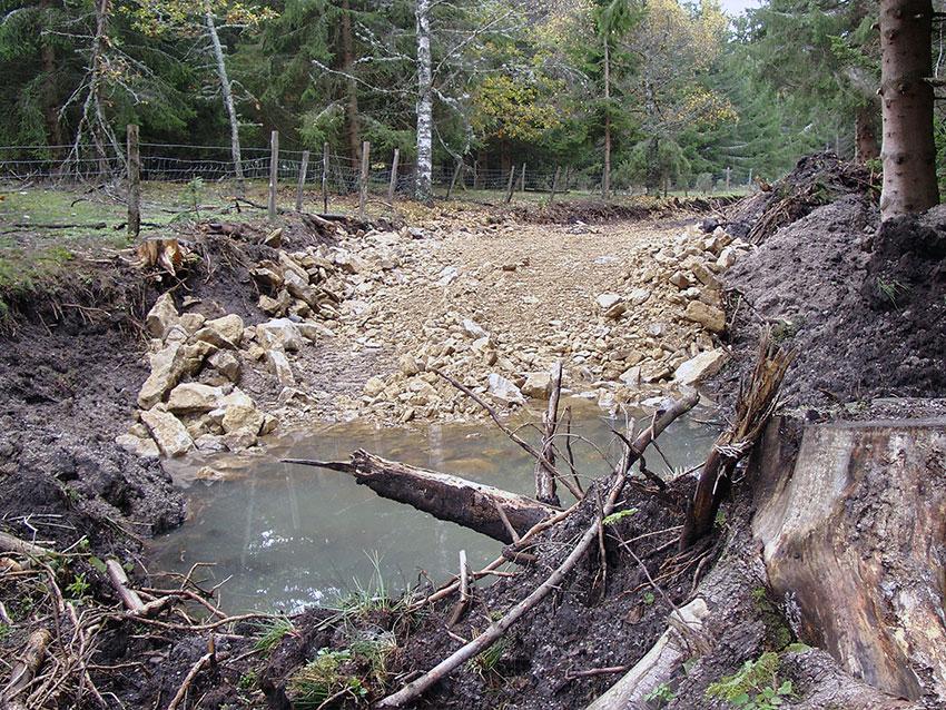 Géologie, hydrogéologie, géotechnique, assainissement autonome, diagnostic sols pollués